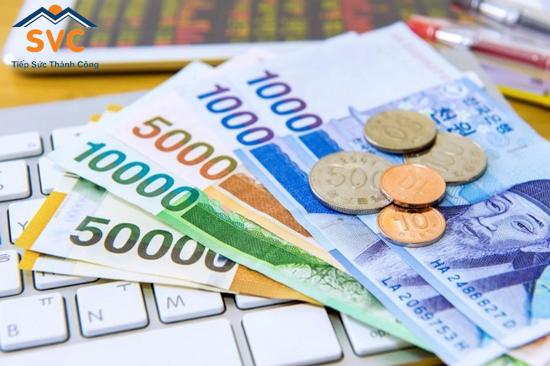 Điều kiện du học Hàn Quốc về tài chính